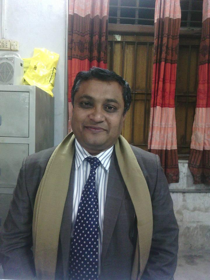 M. Abul Kashem Azad  - Chemistry - Sunamgonj Govt. College